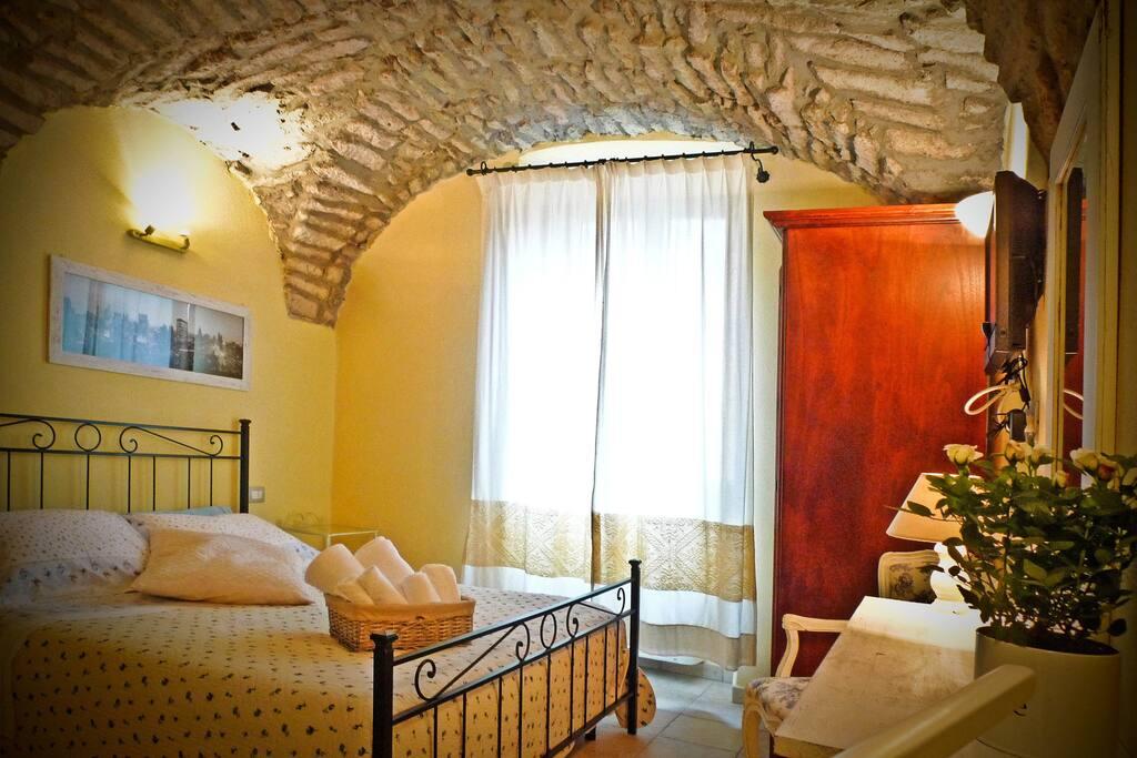 La camera più antica
