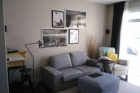 Private, Comfy and by the Calgary airport. - 卡尔加里 - 连栋住宅