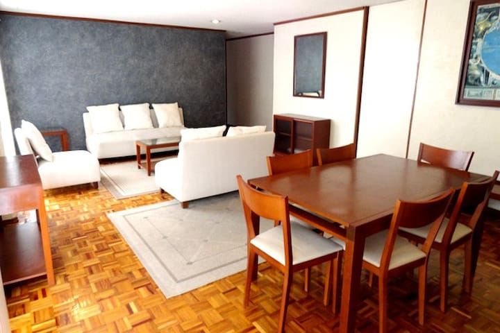 Comfy apartment in Col. Del Valle! - Cidade do México - Apartamento