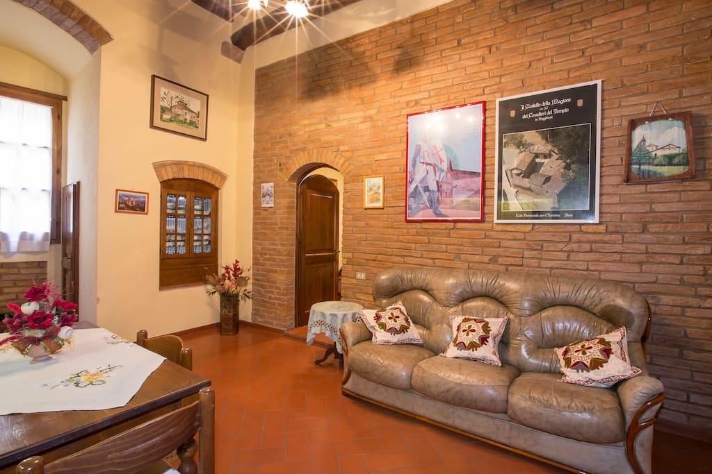 appartamento nel Palazzo Mainardi