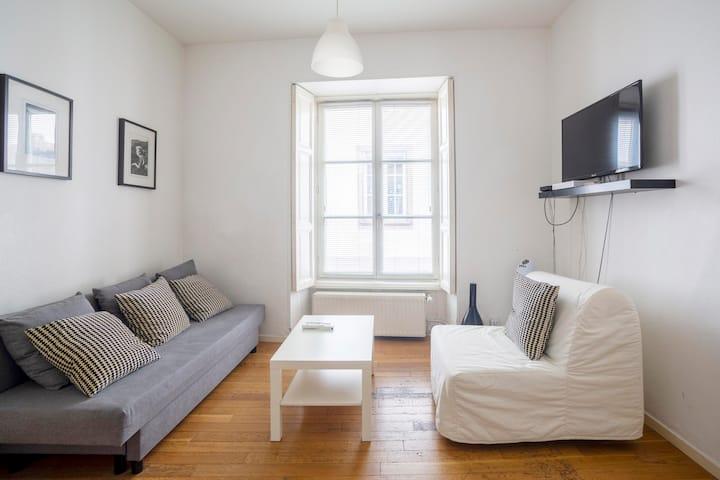 Modern apartment in Strasbourg - Saint Thomas 1