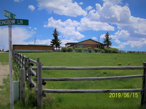 The Wild Rose-a fantastic Wyoming expearance!!