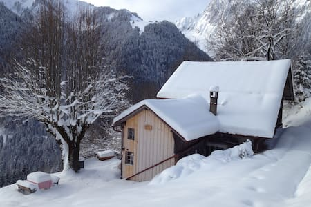 Heidi Chalet Alps-unique experience - Rossinière