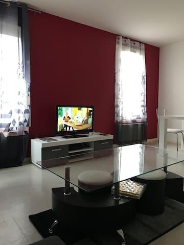 Chambre privée isolé - Orléans  - Appartement