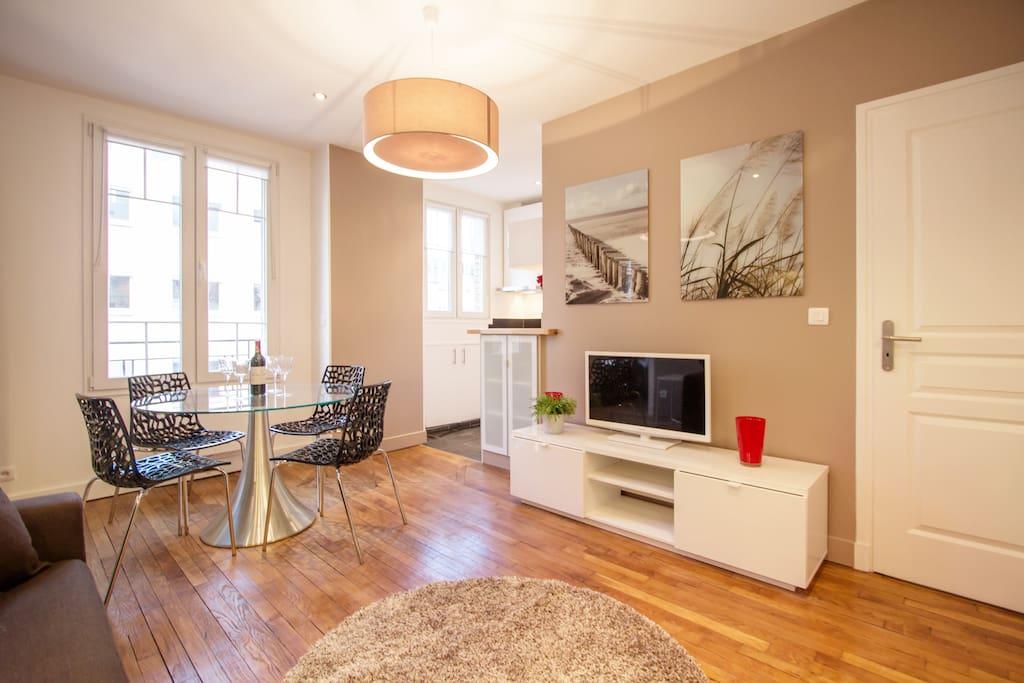 Living-Room / Salon