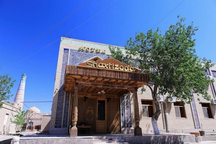Shaherezada Khiva Boutique Hotel