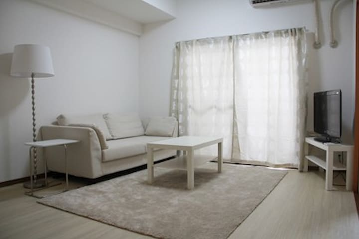 ☆Family Friendly 3 bedrooms with Free Parking☆ - Amagasaki-shi - Apartment