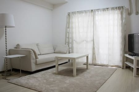☆Family Friendly 3 bedrooms with Free Parking☆ - Amagasaki-shi - Lägenhet