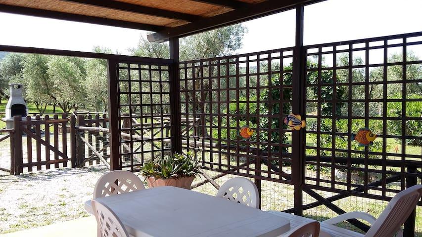 Casa nella  campagna di Castagneto Carducci