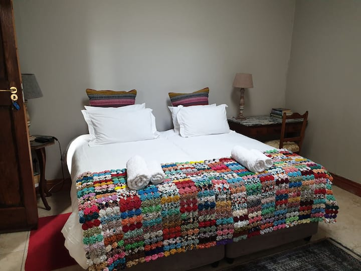 Clanwilliam Accommodation Backpackers on-suite roo