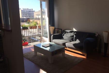 très bel appartement moderne, raffiné, lumineux - París - Departamento