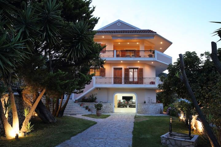 Villa Corina Apolpena  Lefkada - APARTMENT3