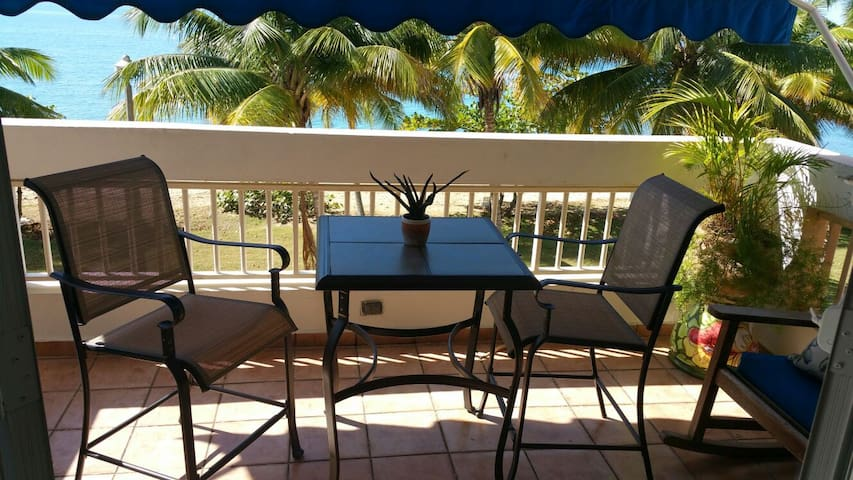 #308 Beautiful 3 bed Beach Front Condo in Anasco