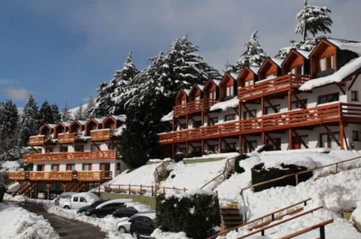 Duplex Ski week ¨Gran Hotel Catedral Bariloche¨
