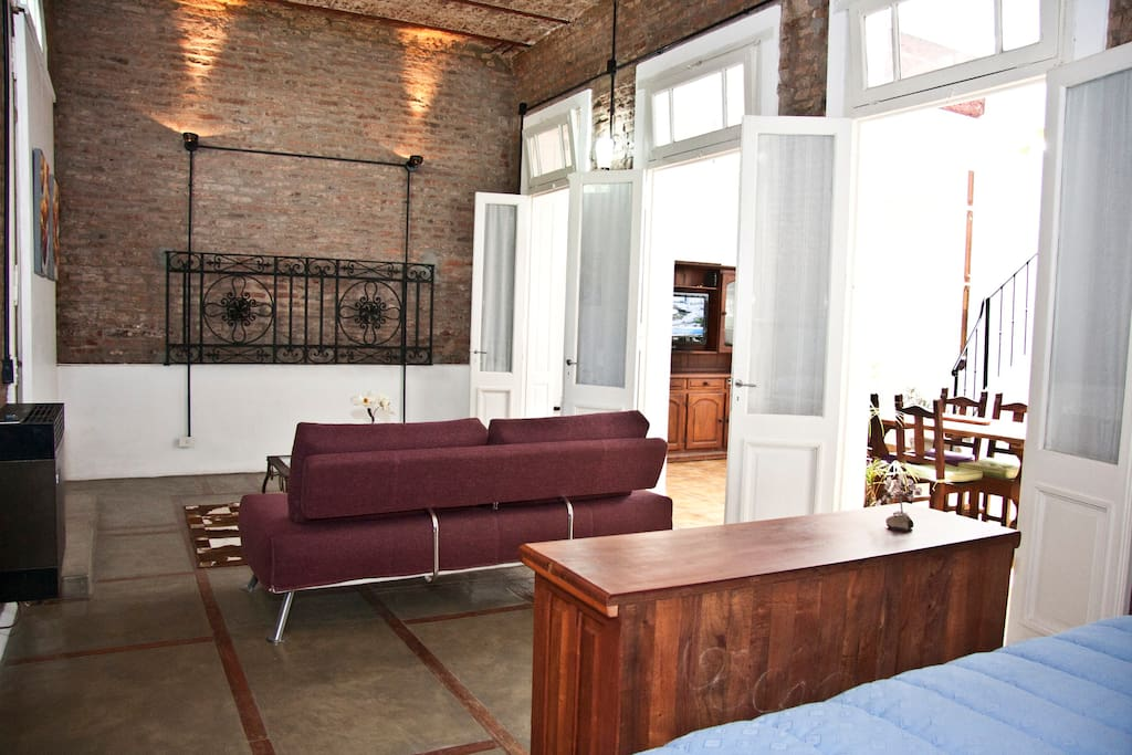 2 BR/Apart. for 5 - PRIVATE TERRACE