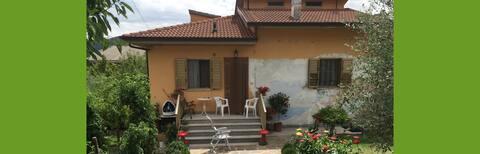 Bilocale in splendida villa vicino Terme Latronico
