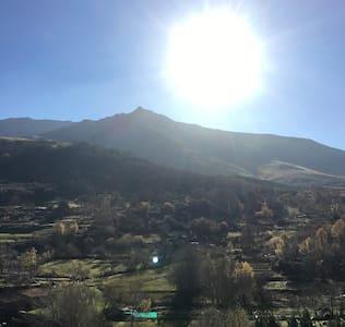 Casa en la Sierra de Gredos - Serranillos - Haus