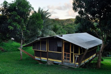 Mount Victory Camp, Eco-lodge - Frederiksted - 小屋