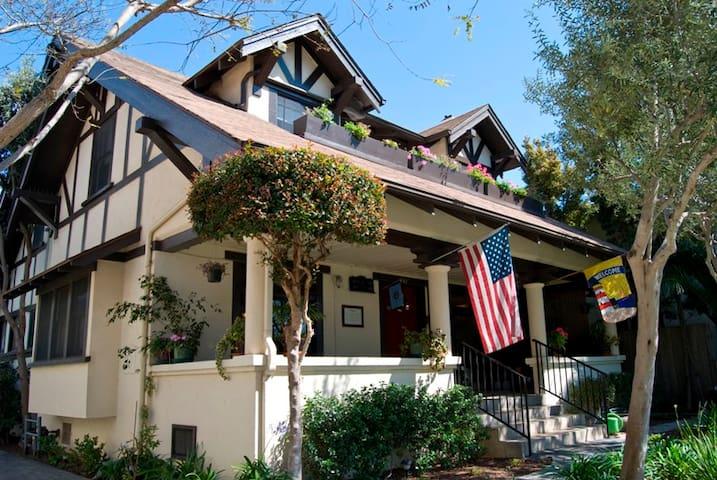 Historic Old Yacht Club Inn - Santa Barbara - Bed & Breakfast