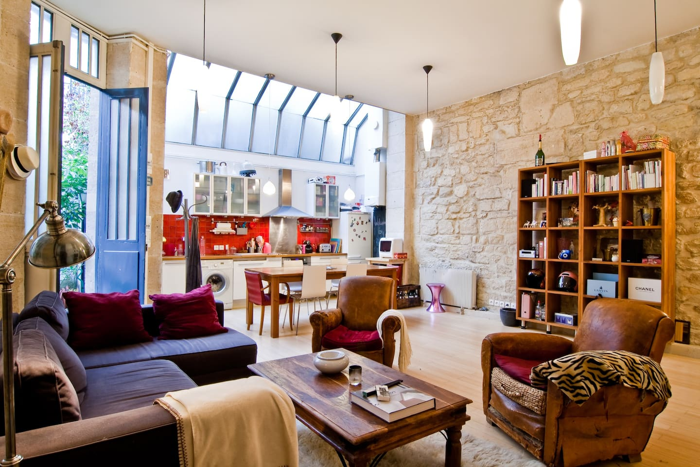 Loft in Le Marais (80sq meters)