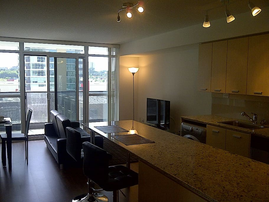 NEW Large 2 Bedroom Office Suite Apartments For Rent In Toronto Ontario