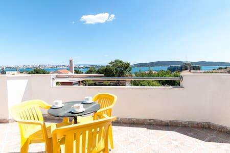 Apartman petar- near Split - Kaštel Sućurac - Daire