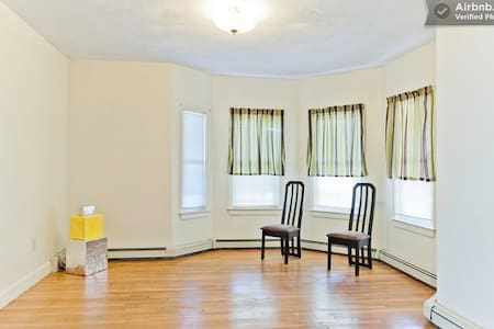 Private Room in Spacious Apartment2 - Boston