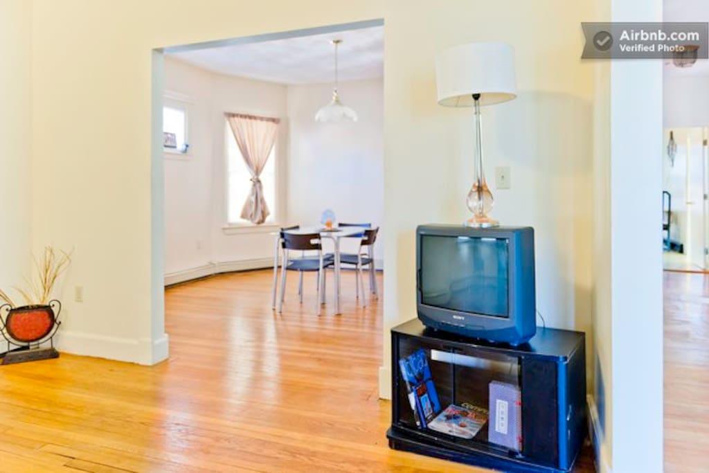 Private Room in Spacious Apartment2