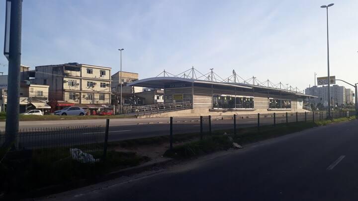 Quartos olímpicos da Barra