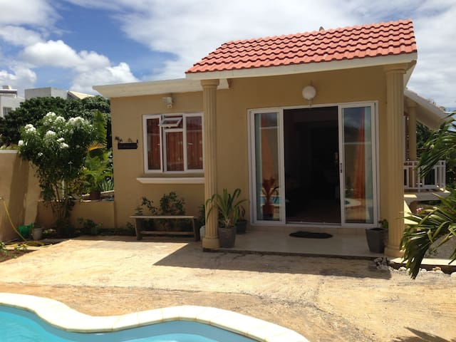 Jolie Villa Flic en Flac Mauritius - Flic en Flac - Haus