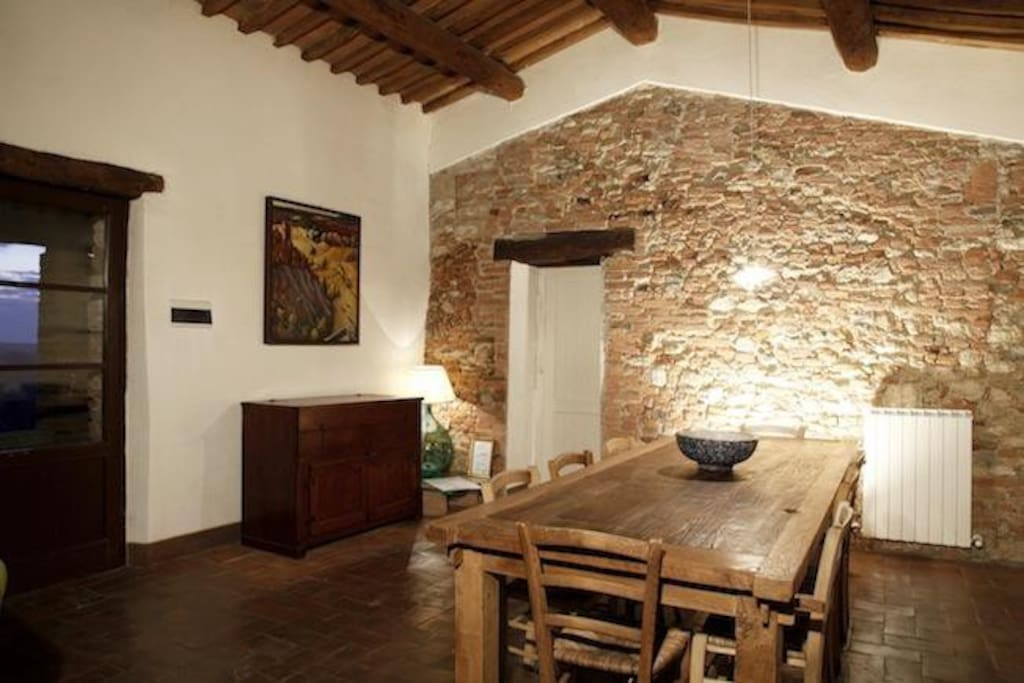 The Lazy Olive 5 apartments -Loggia