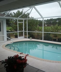 Florida Gulfing and Golfing - Rotonda West - Bed & Breakfast