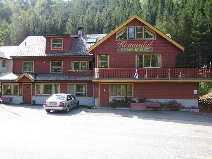 Apartment in Eidfjord.