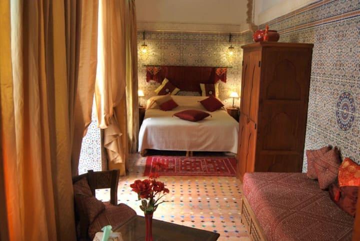 Private & cosy bedroom in a Riad 7