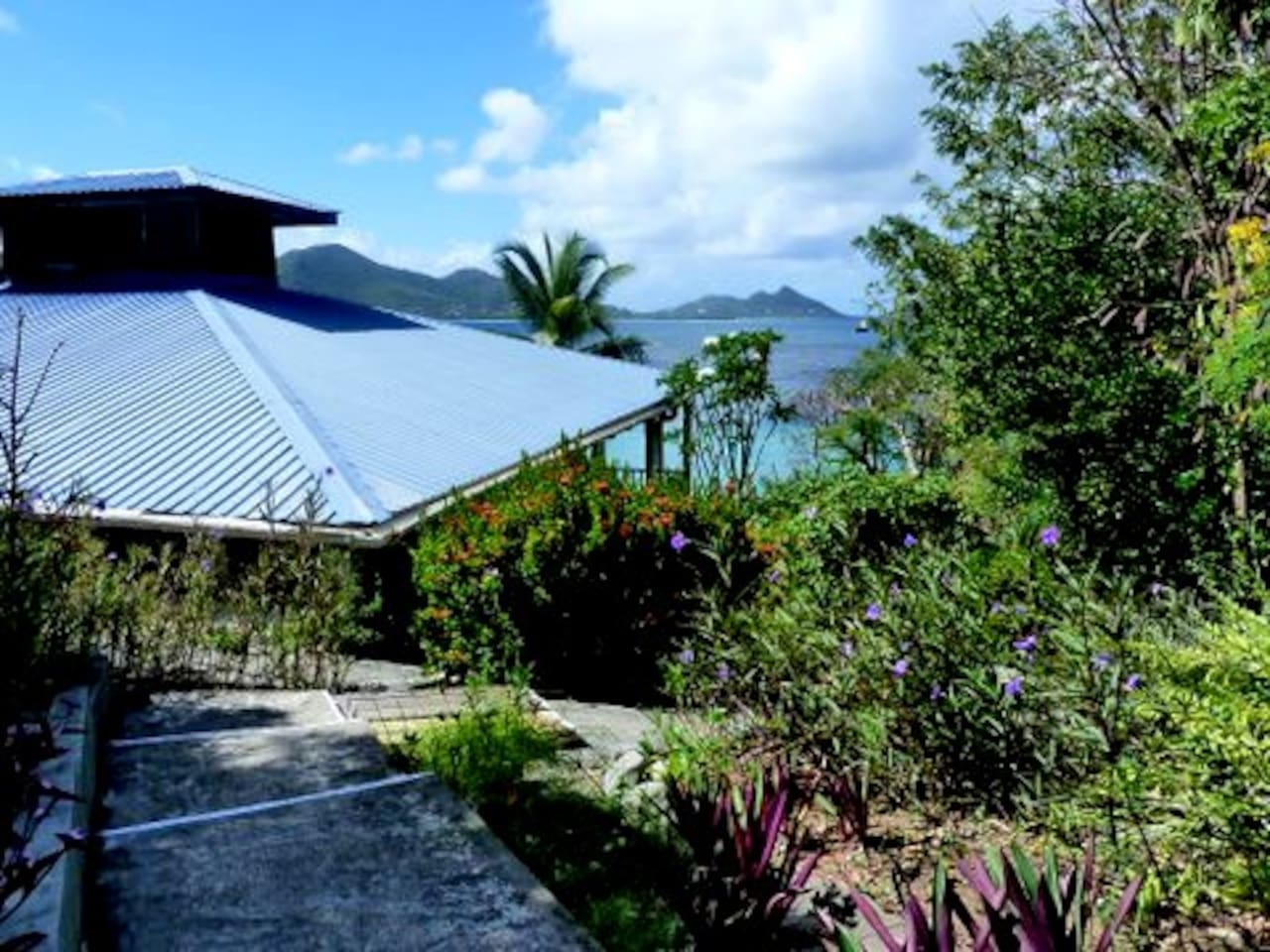 Veranda Beach House, Craigston, Carriacou, Grenada, West Indies