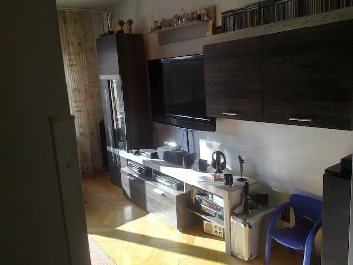 Amazing privat flat directly in the city centre.