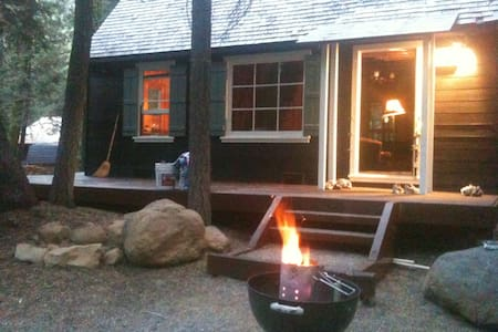 Rustic Lake Tahoe Home (West Shore) - Tahoe City - House