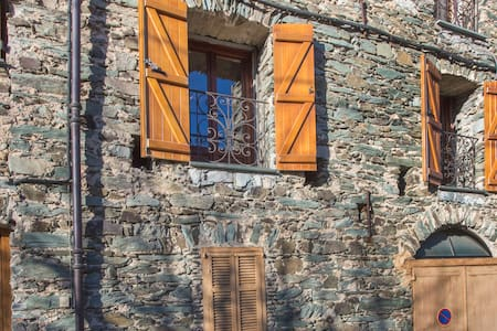 1 bedroom in Tende mountain village - Tende - Appartement