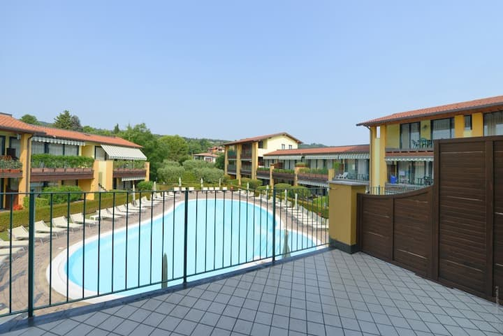 LE TERRAZZE SUL LAGO 1-Bedroom apartment  1-4 pers