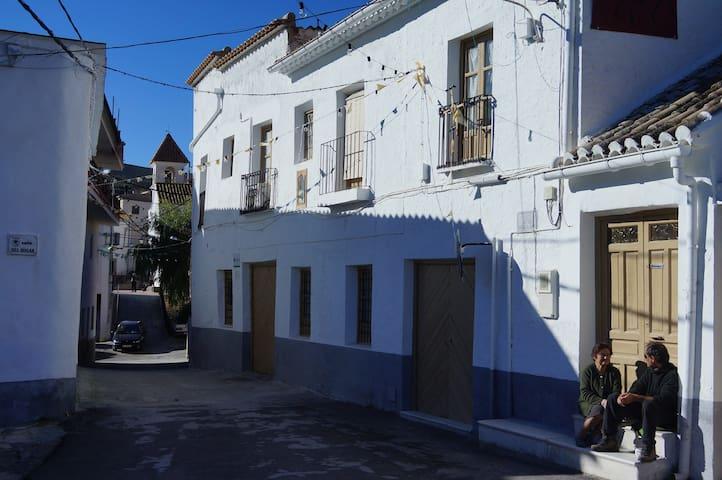Molino Alcontar: turismo de Autor - Alcontar - Huis