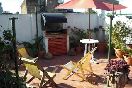 Feel free at a nice apartment single!!! - Buenos Aires - Dormitori compartit