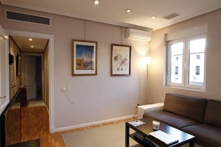 Living room - Down Floor
