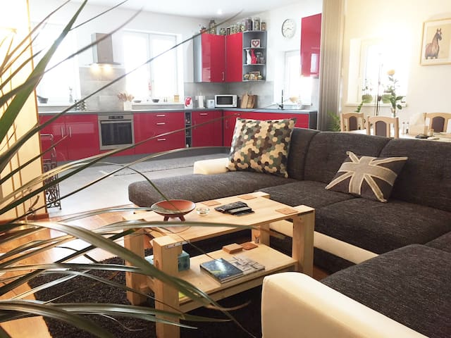 Modern Apartment in Centre of Krupina