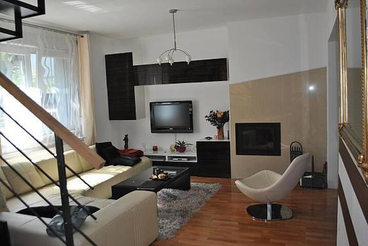 Elegant Modern near Mur river - Graz - Huis