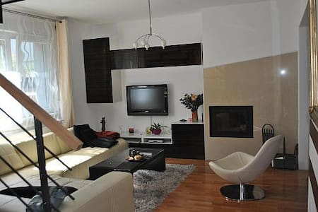 Elegant Modern near Mur river - Graz - Casa