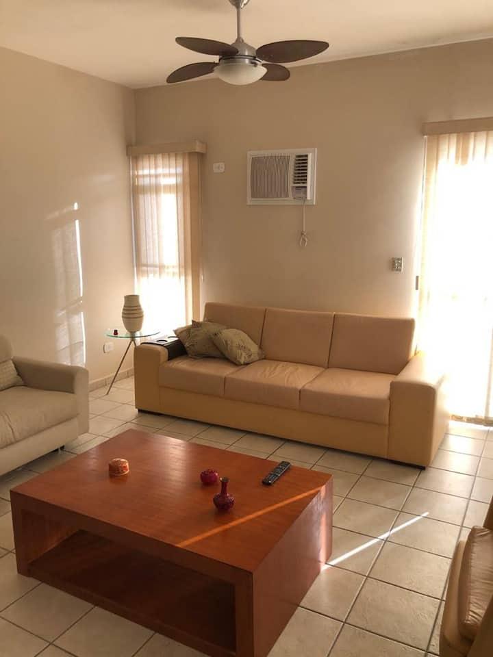Apartamento na Massaguaçu