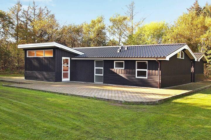 Modern Holiday Home in Løkken on Secluded Plot