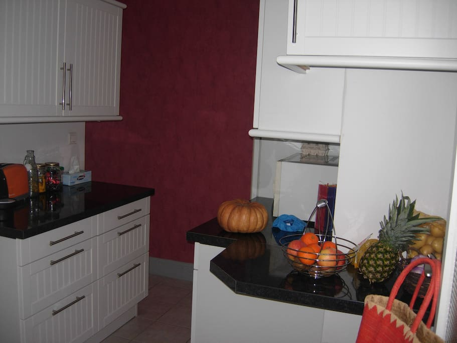 arriere cuisine, scullery