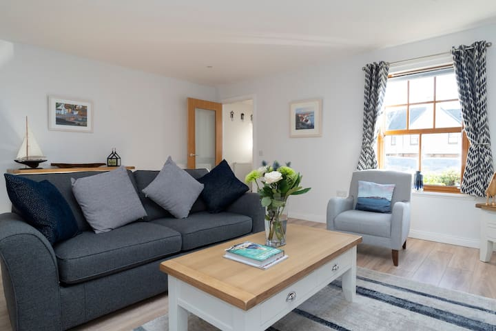 Crail Holiday Home : Cladach
