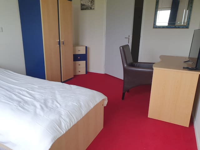 Travelers room Beta , one of 5